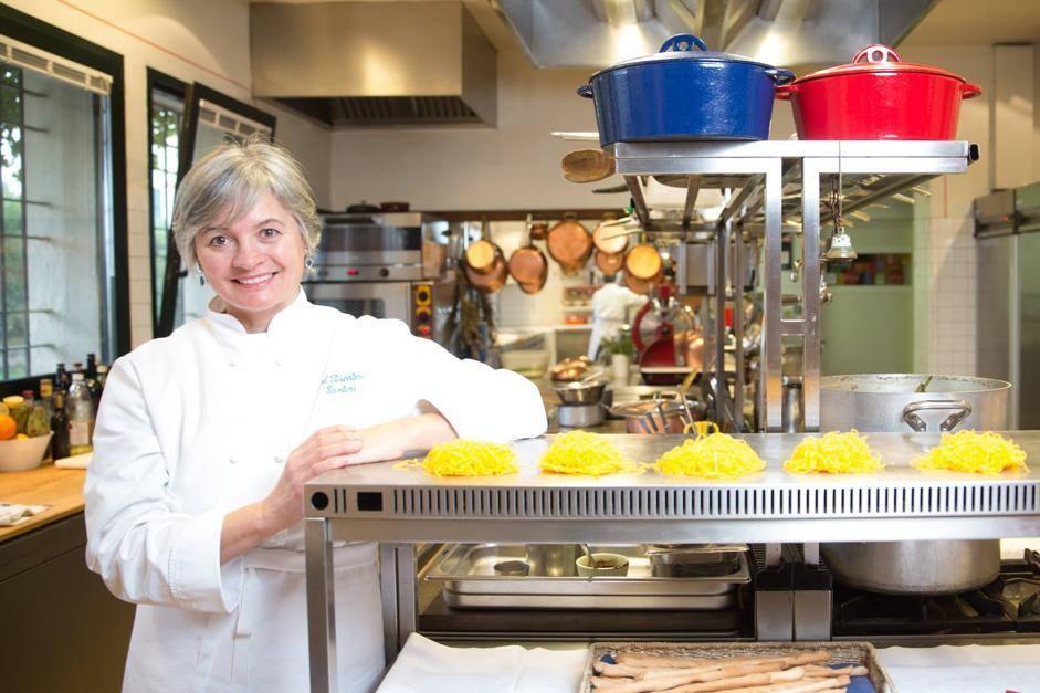 E' una donna il migliore chef al mondo
