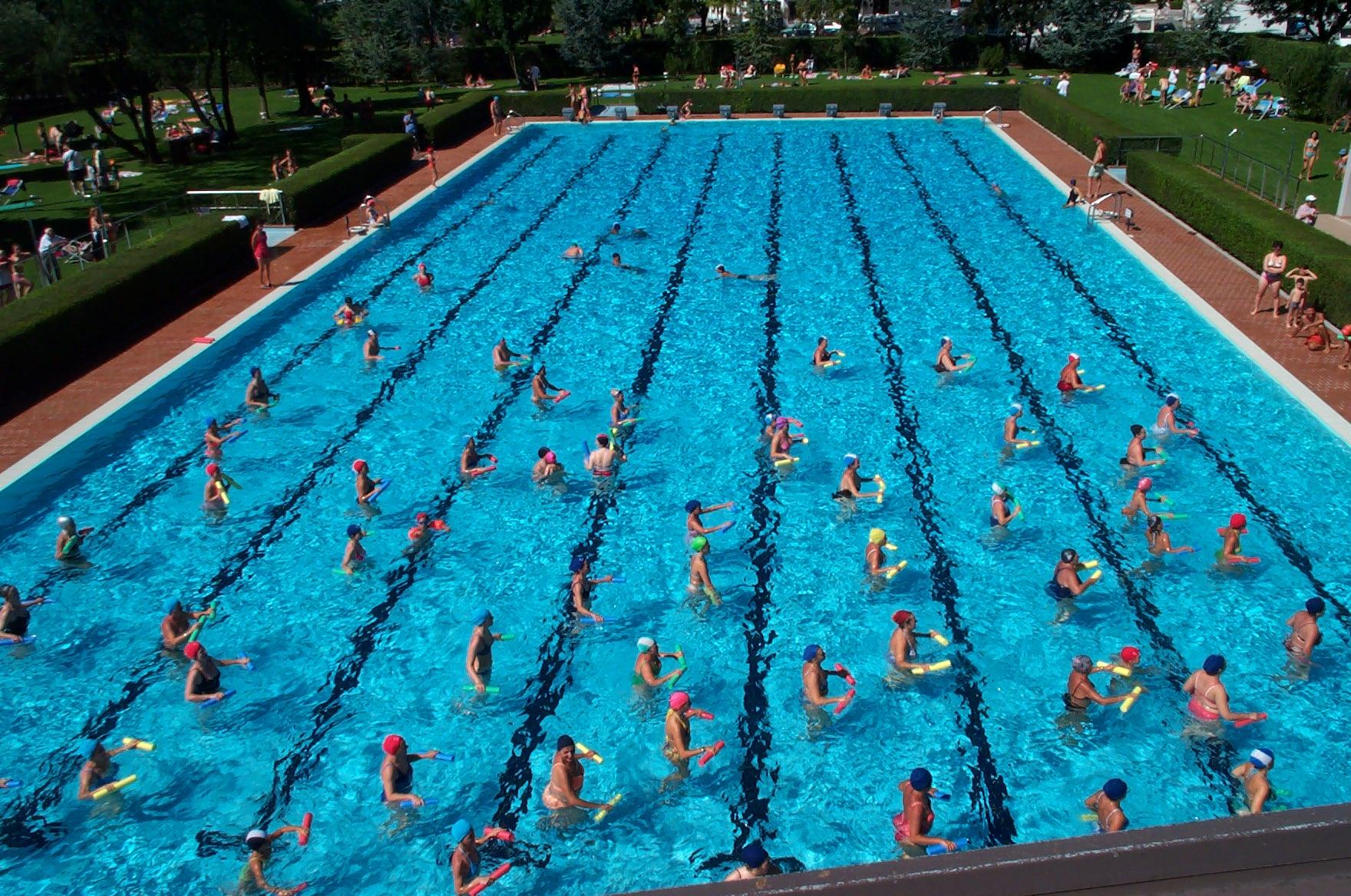 Quali sono i rischi che si corrono in piscina?