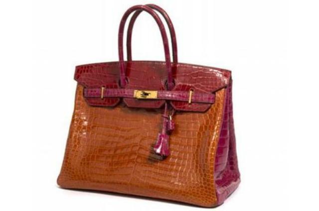 Costo record per una borsa: la Birkin di Hermès venduta a 63.800 euro