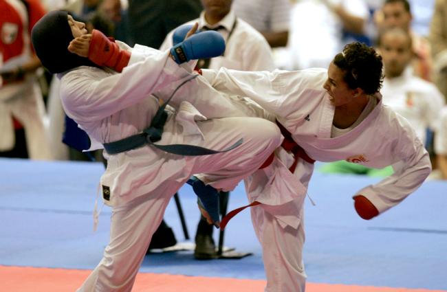Le donne egiziane si difendono dalle violenze con il Karate