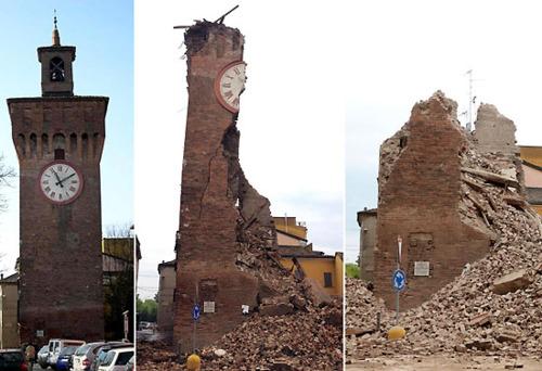 L'Emilia un anno dopo il terremoto nelle foto di Anders Petersen