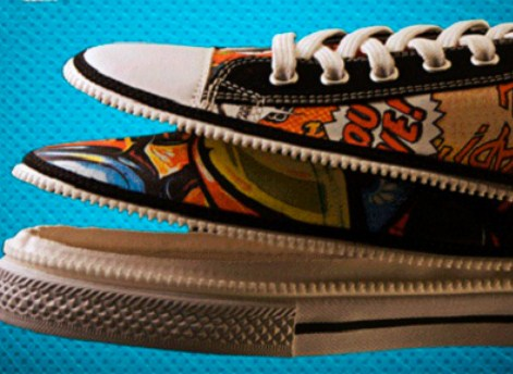 Zipz Shoes: le scarpe intercambiabili per l'estate 2014