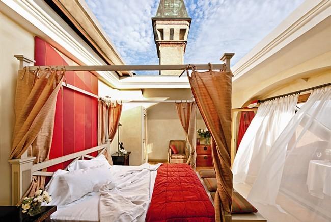 Gli hotel con i letti più strani del mondo