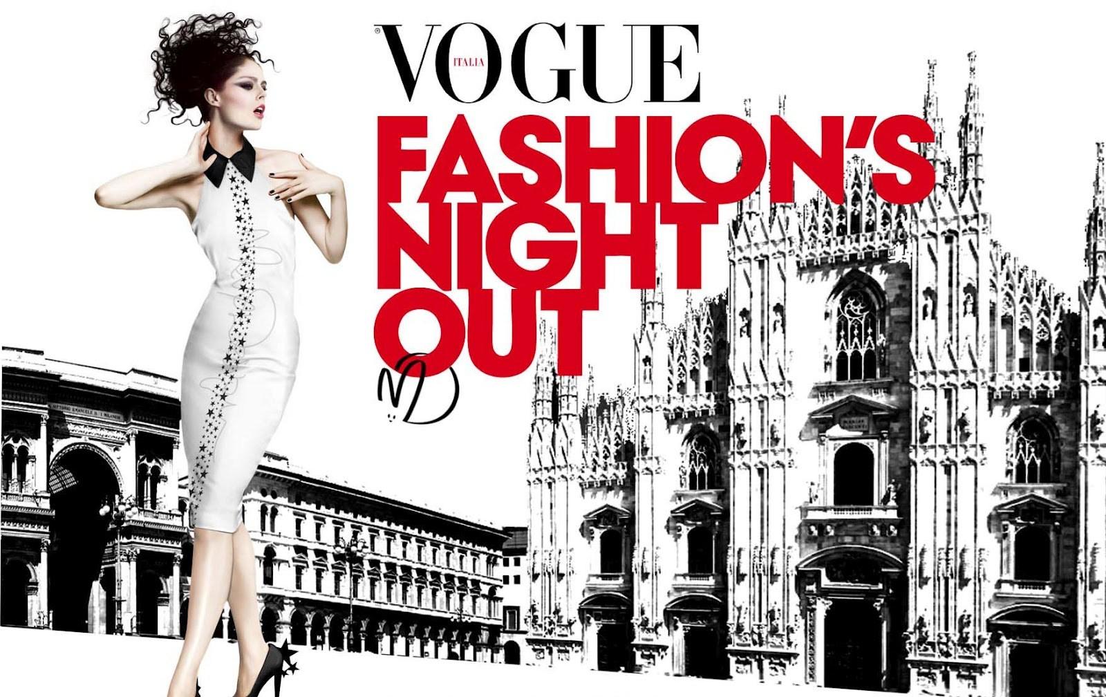 Vogue Fashion Night Out 2013, tutte le novità dell'evento