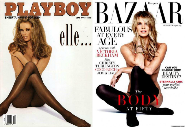 "Elle ""The Body"" Mcpherson, 20 anni dopo Playboy"