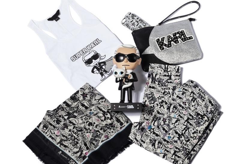 Karl Lagerfeld diventa una bambola tokidoki (VIDEO)