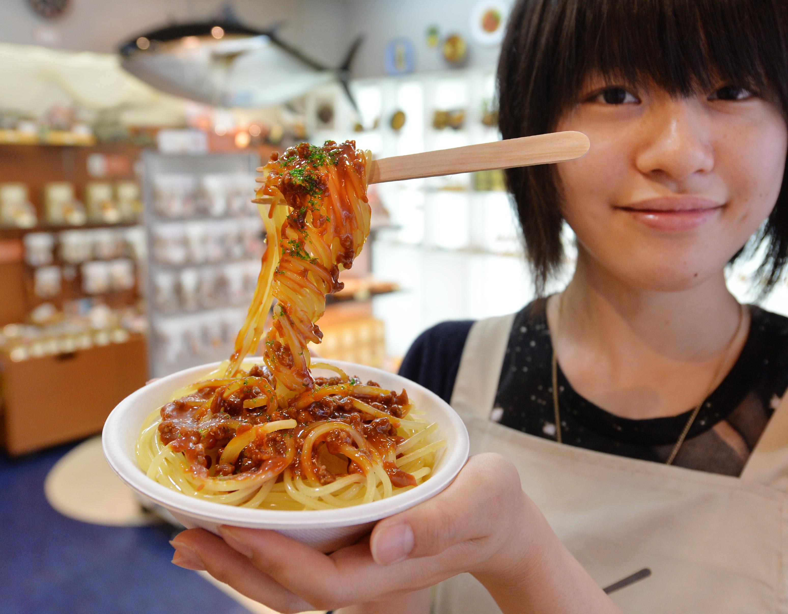 Giappone: nei ristoranti arrivano i menù tridimensionali (VIDEO)