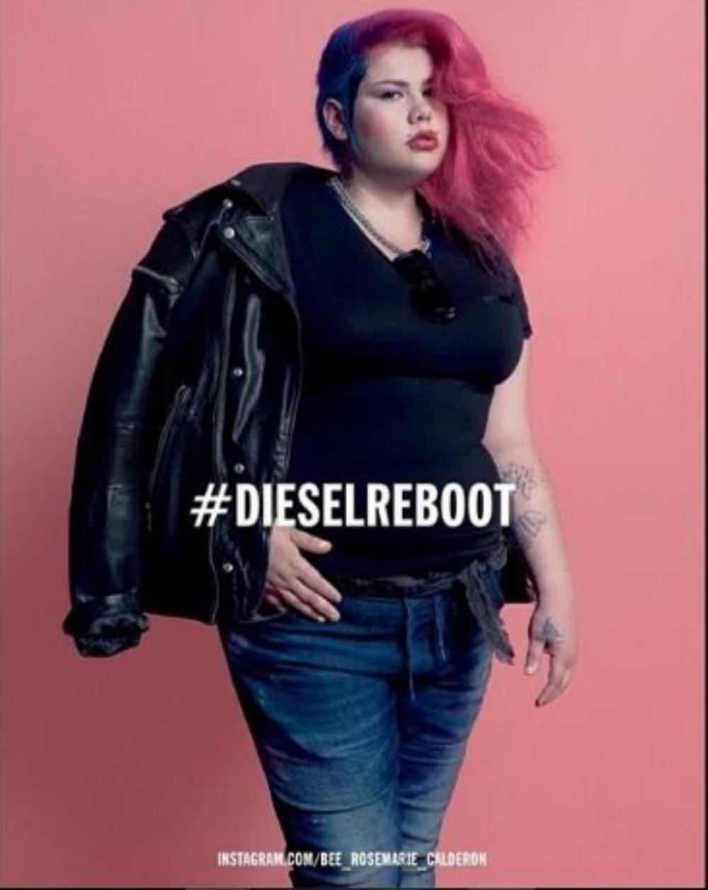 Diesel Reboot: la nuova campagna pubblicitaria di Nicola Formichetti
