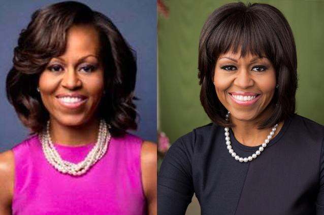 """Michelle taglia la frangetta: """"Difficile fare discorsi con i capelli sul viso"""""""
