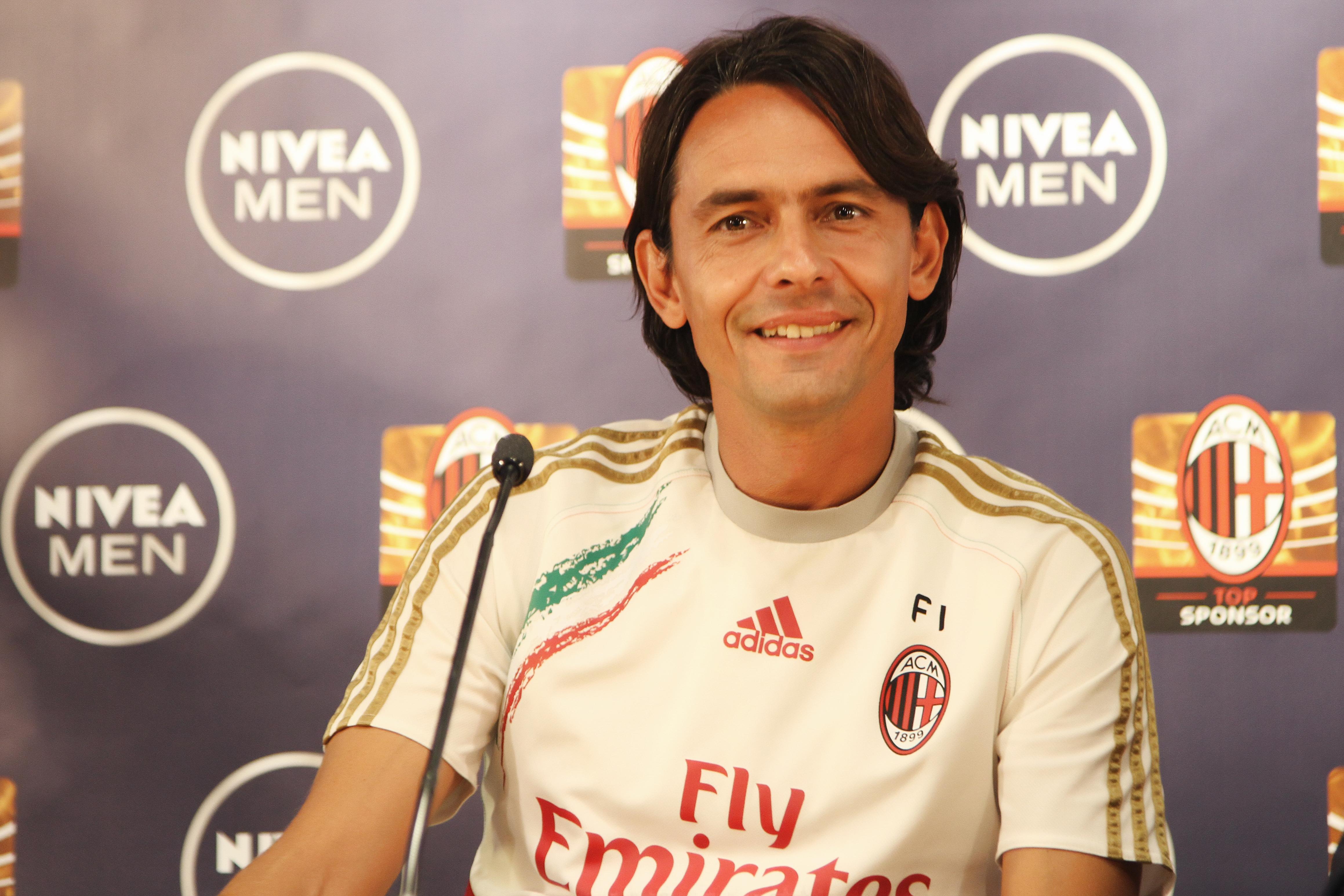 Filippo Inzaghi, nuovo volto di Nivea Men (FOTO)