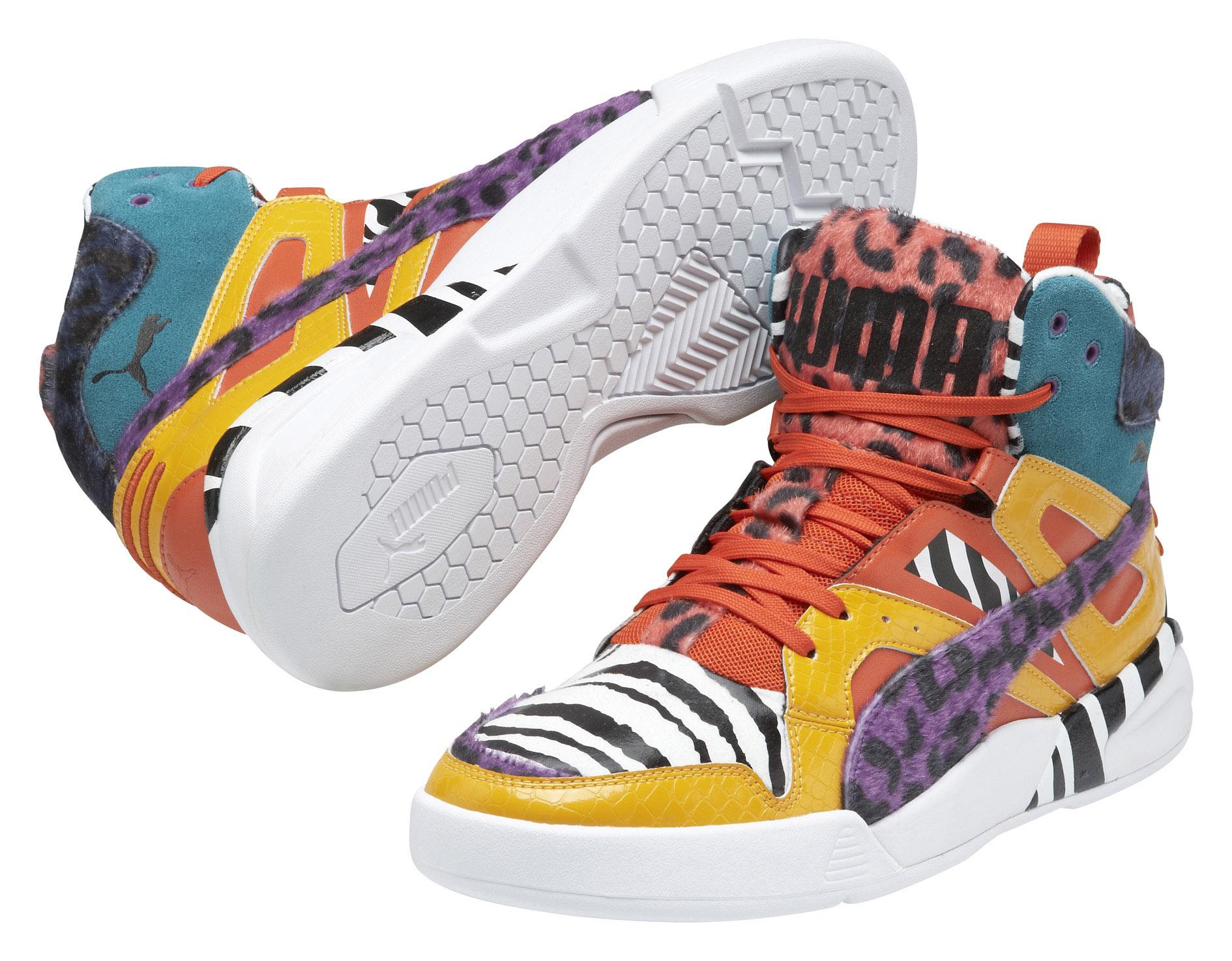 Scarpe: Puma presenta le nuove sneakers animalier (FOTO)