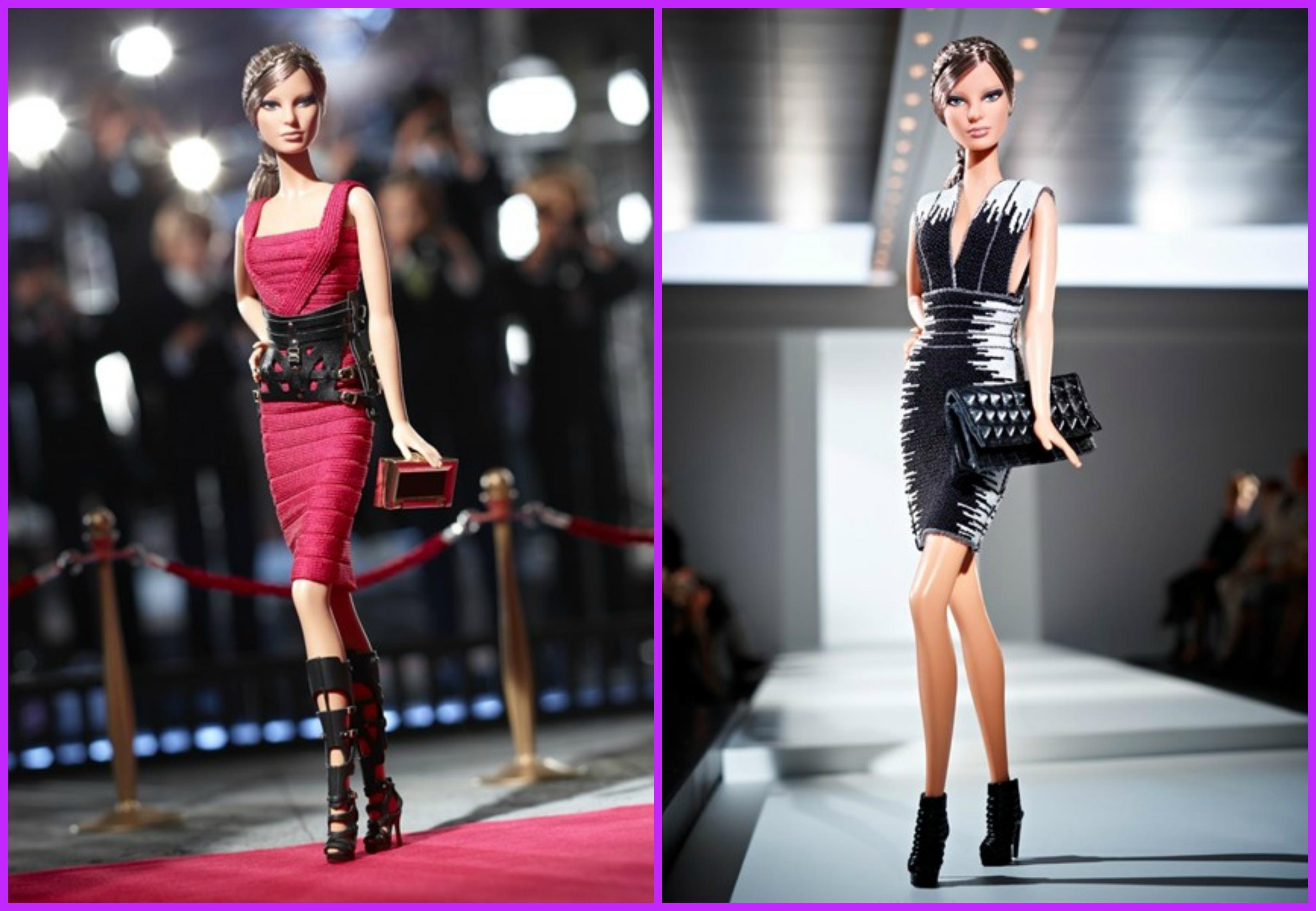 La Barbie in versione sexy arriva in passerella (FOTO)