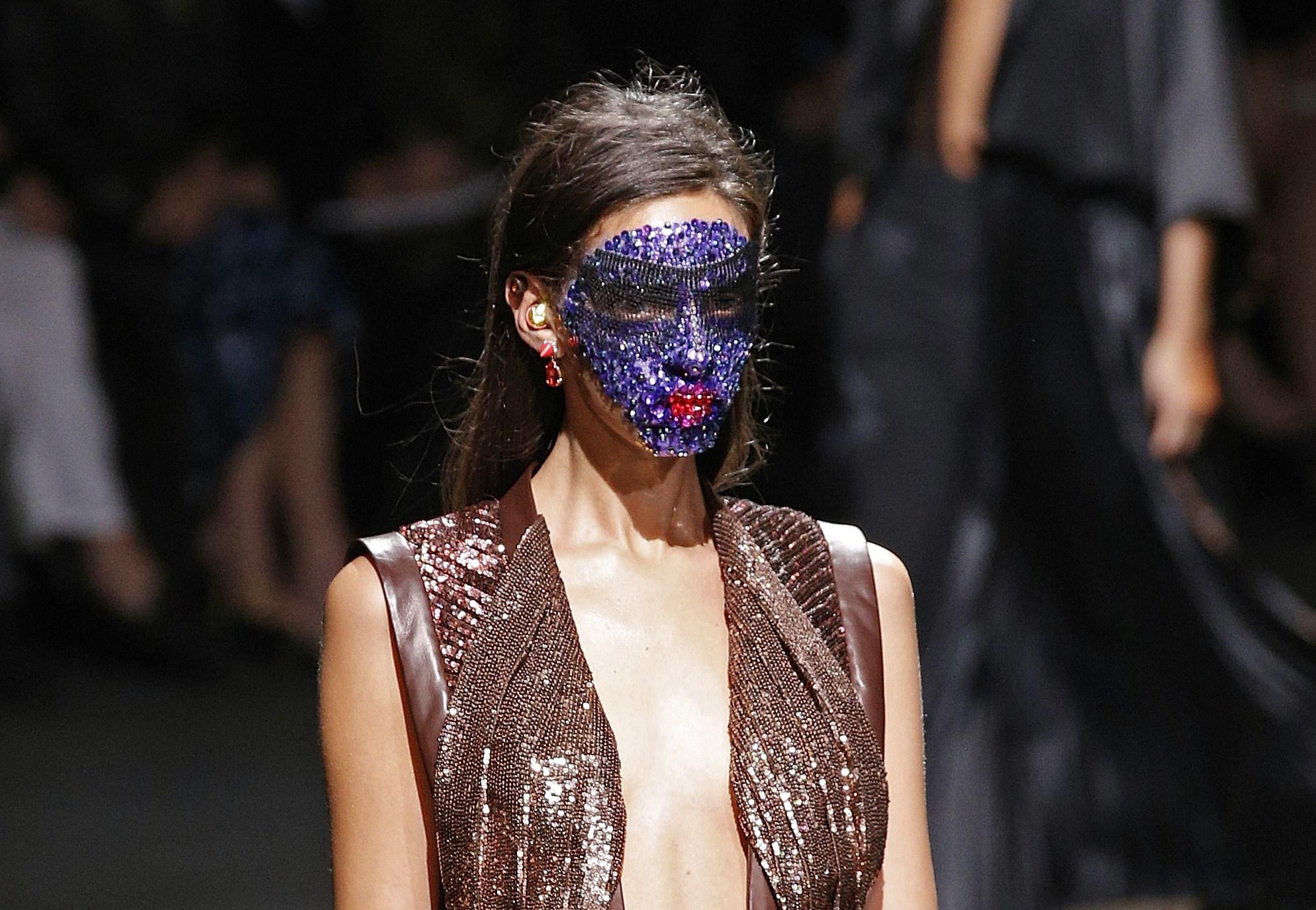 """Il glamour """"violento"""" di Givenchy by Riccardo Tisci (FOTO)"""
