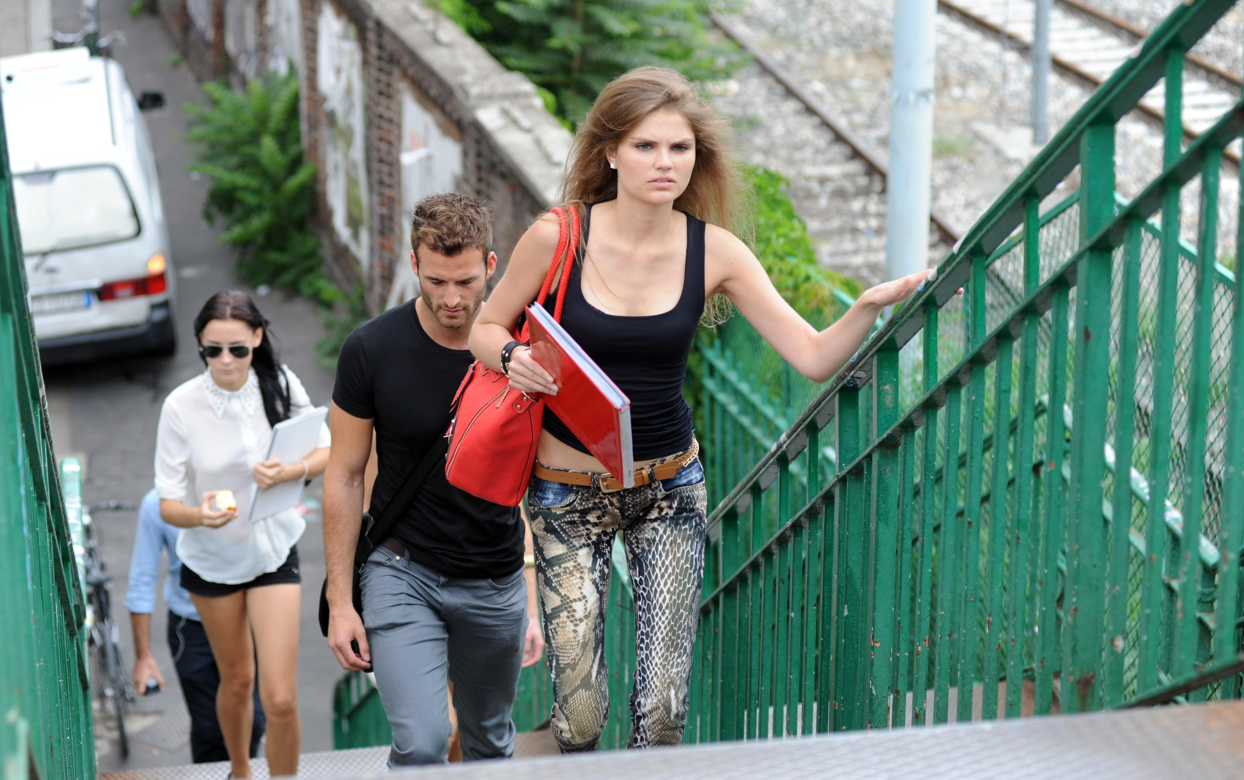 Le modelle invadono Milano per i casting (FOTO)