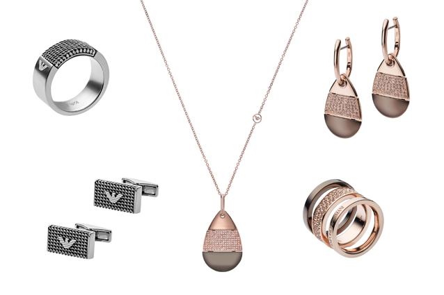 Idee regalo per il Natale 2013: i gioielli di Emporio Armani