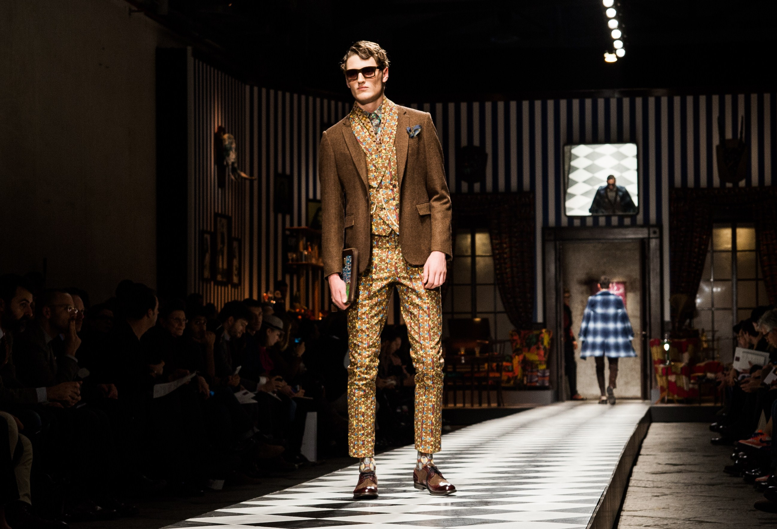Pitti 85: il club dei gentlemen di Stella Jean (VIDEO)