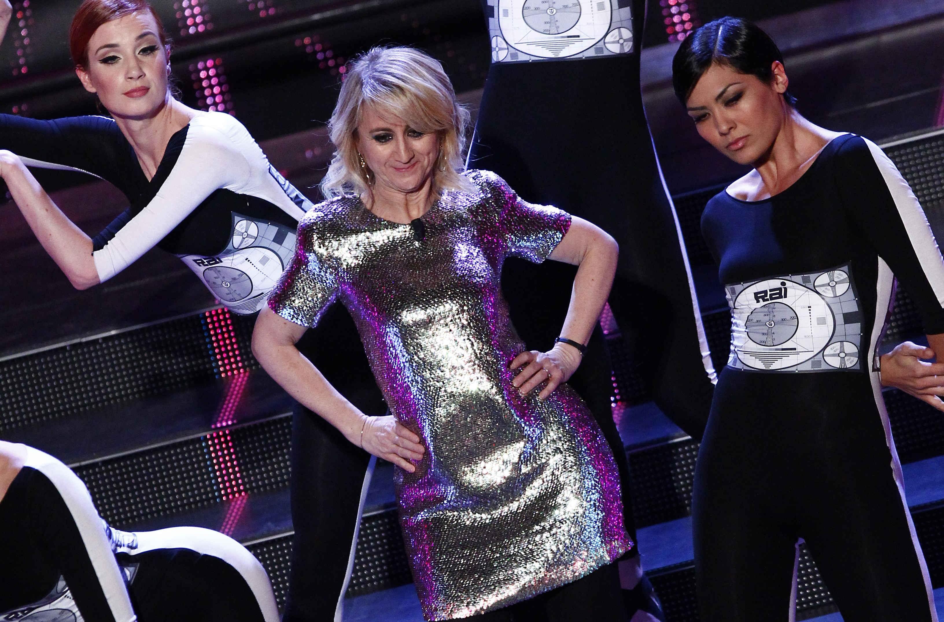 Sanremo 2014: il meglio e il peggio della quarta serata (FOTO)