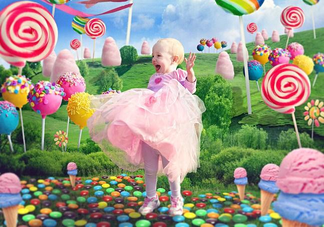 L'artista che realizza i sogni dei bambini malati (FOTO)