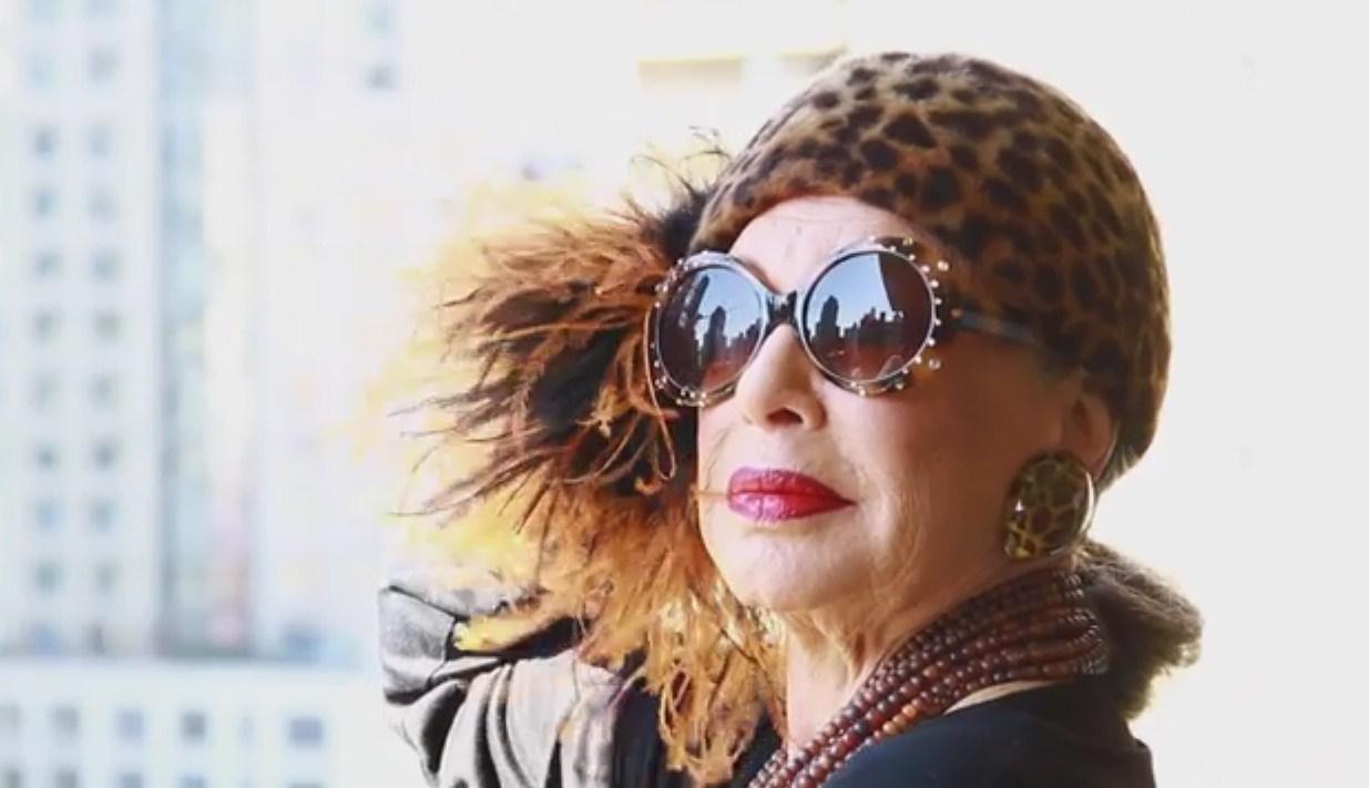 """Le nonne alla moda di """"Advanced Style"""": chic ed eleganti anche a 100 anni"""