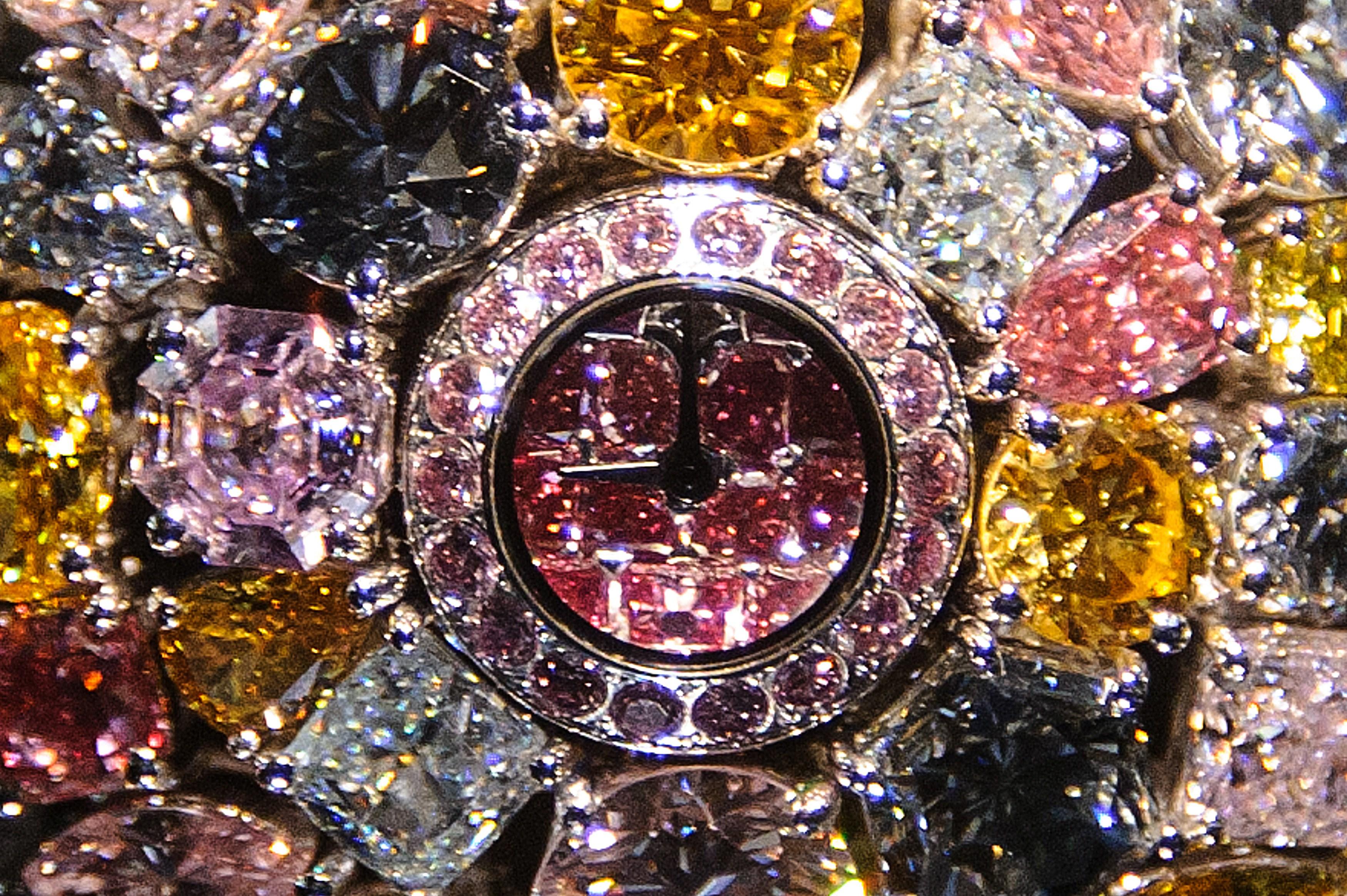 Hallucination, l'orologio più caro del mondo costa 55 milioni di dollari (FOTO)