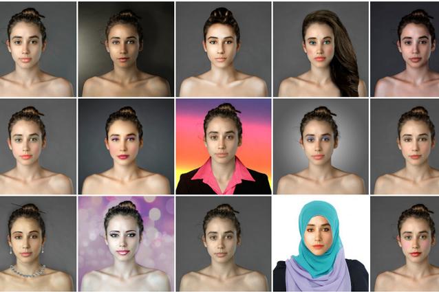 """""""Fatemi diventare bella"""": la richiesta di una donna a 25 esperti di Photoshop"""