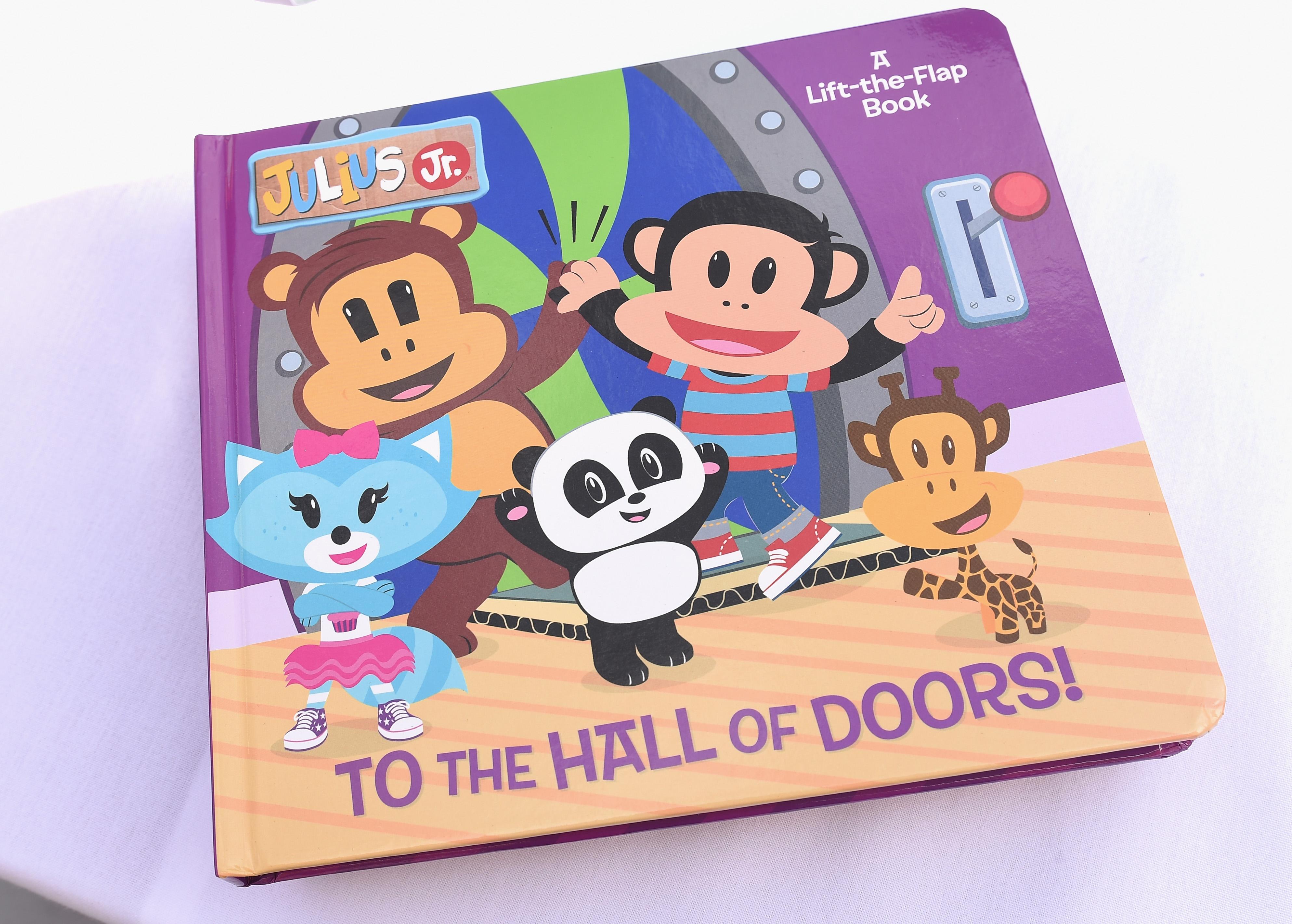 Abigail per il suo settimo compleanno vuole solo libri da regalare ai bimbi malati