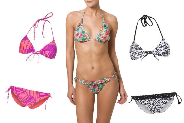 I 10 bikini da indossare in spiaggia per l'estate 2014 (FOTO)