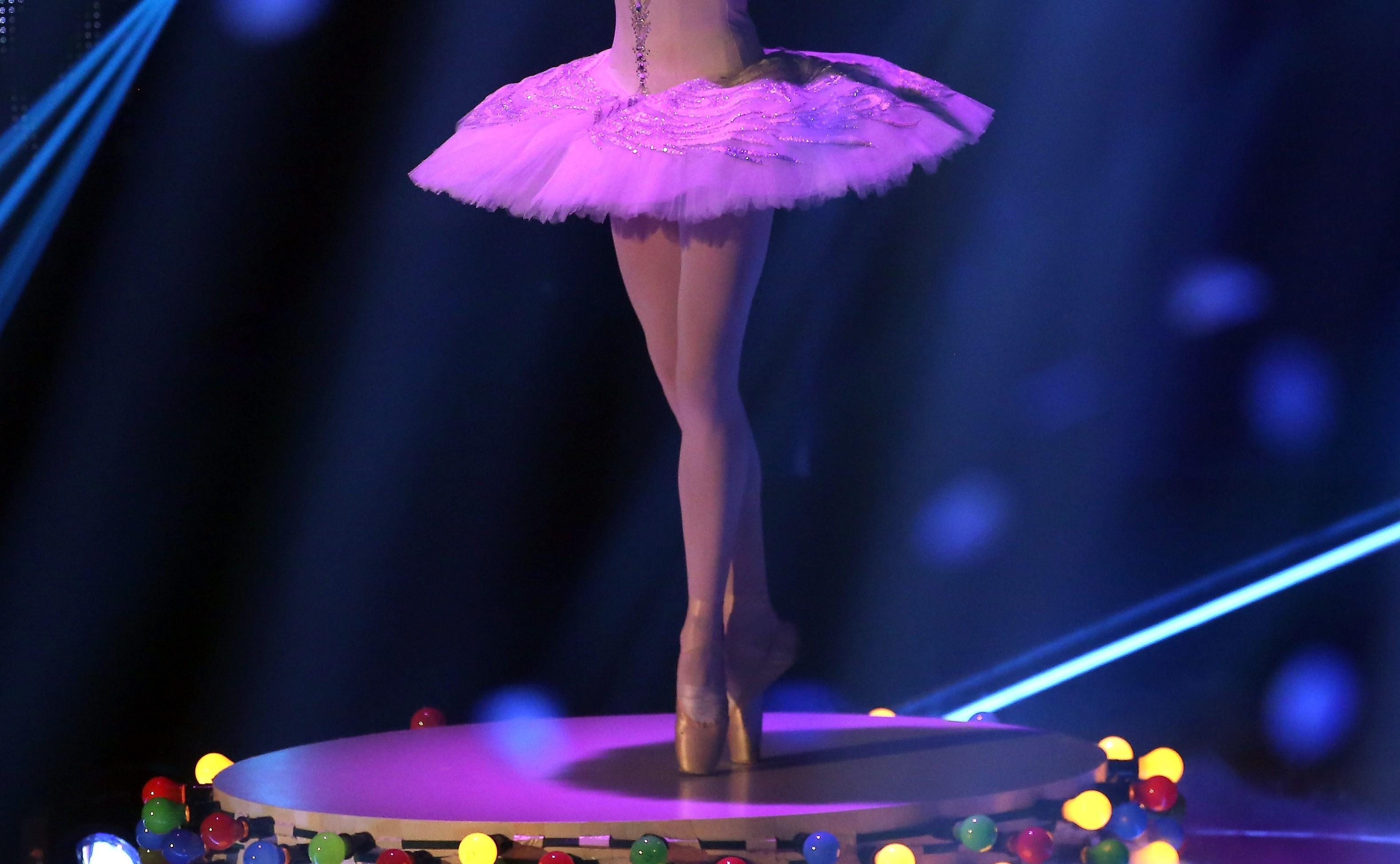 La bimba disabile a cui è stato detto che non avrebbe mai camminato, ora è una ballerina