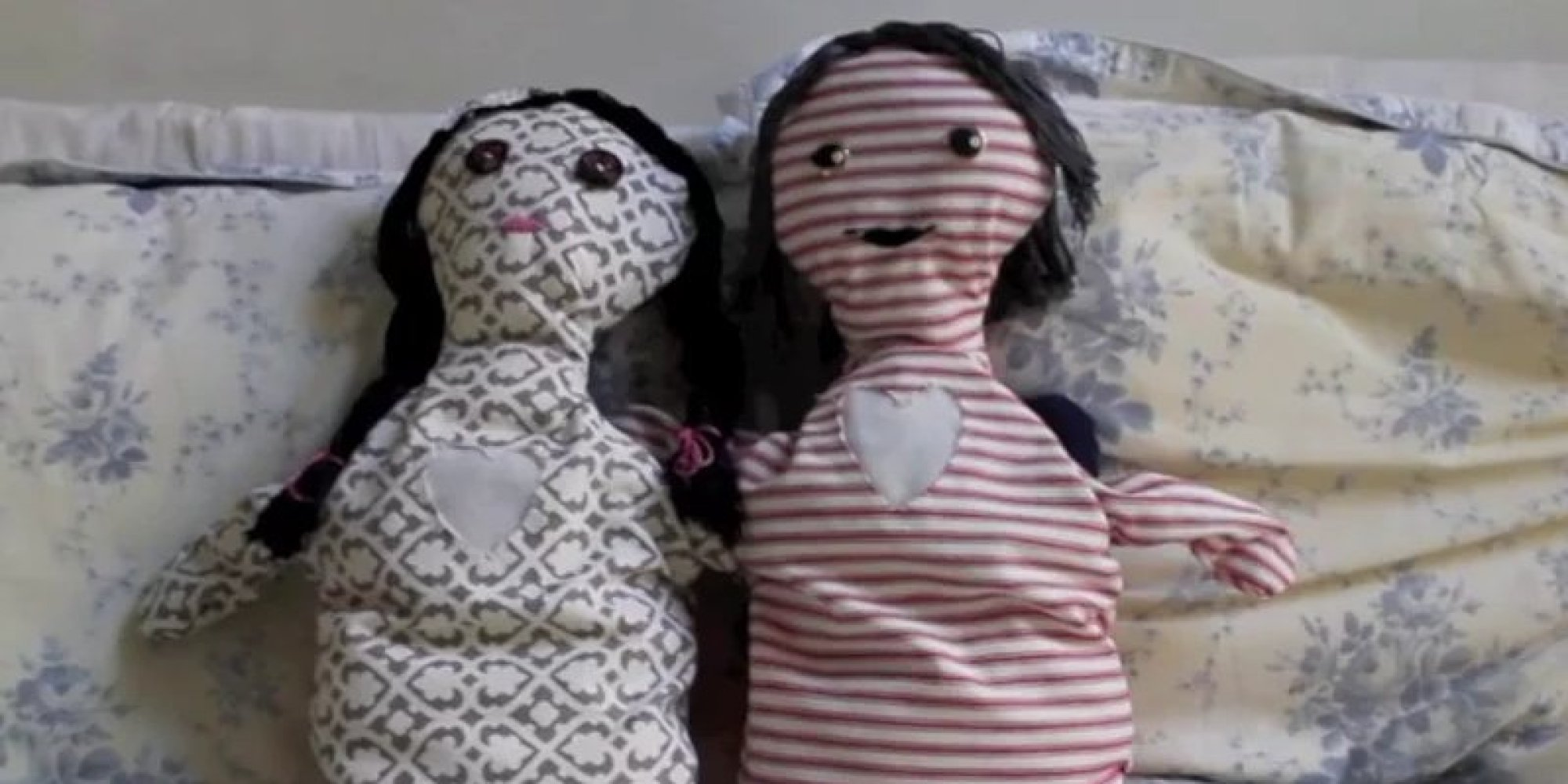 Distance dolls, le bambole per farsi le coccole a distanza (VIDEO)