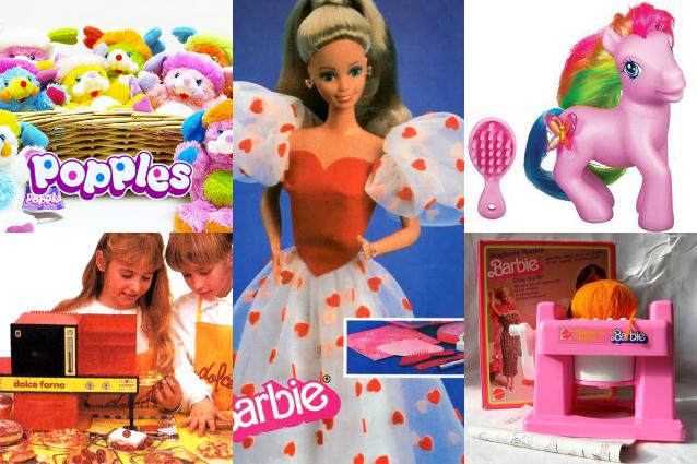 I 20 giochi che hanno fatto impazzire le bambine negli anni '90 (FOTO)