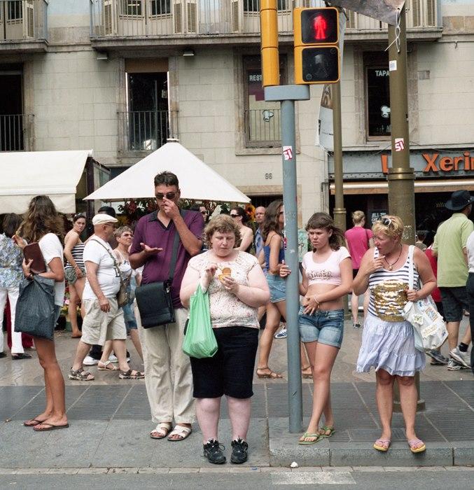 Come reagisce la gente ad un corpo in sovrappeso? L'esperimento di Haley