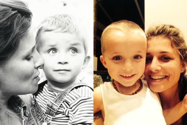 """""""Ogni giorno deve essere speciale"""": la promessa dei genitori ai due figli malati"""