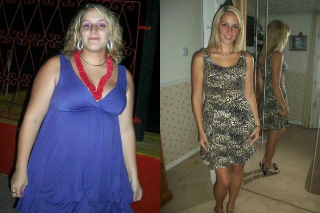 Aveva vergogna di indossare il bikini, ma decide di reagire e perde 31 chili