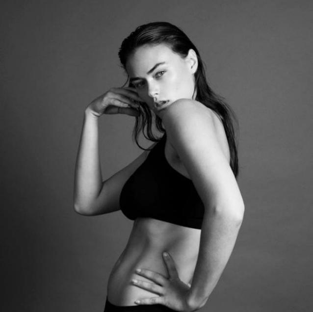 Myla, la taglia 42 che si definisce una modella 'grassa' (FOTO)