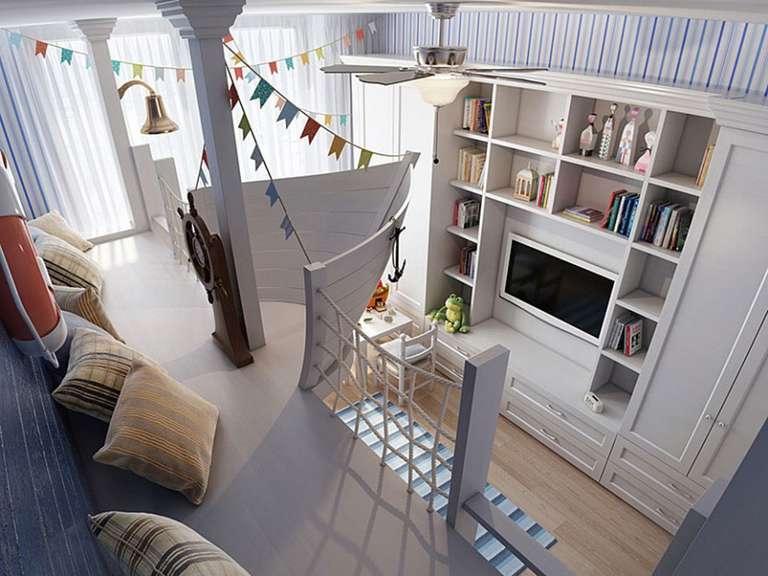 I mondi fantastici creati nelle camerette dei bambini: ecco le idee più creative (FOTO)