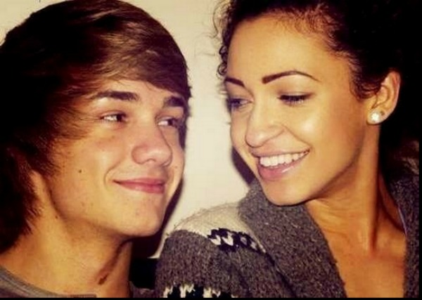 Liam Payne e Danielle Peazer