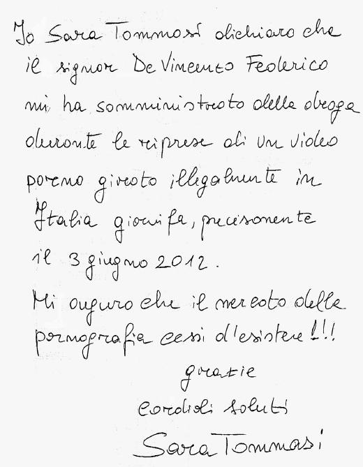 lettera_sara_tommasi