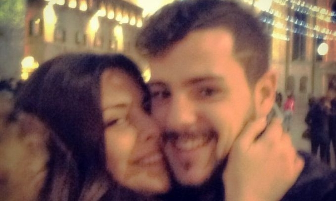 Ludovica e Mattia sereni su facebook