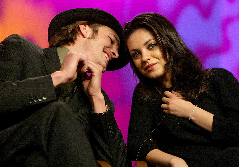 Ashton Kutcher sposerà Mila Kunis dopo il divorzio da Demi Moore