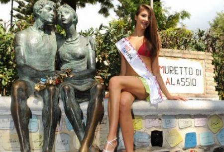 """Miss Muretto 2013 è Calina Pletosu: """"Un sogno che si avvera"""""""