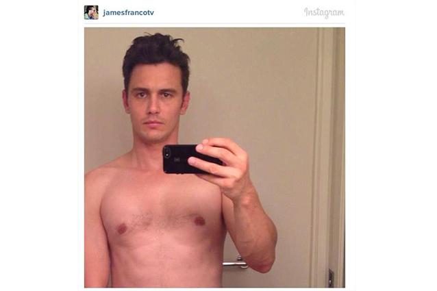 """James Franco: """"Ecco perché sono il re del Selfie"""""""
