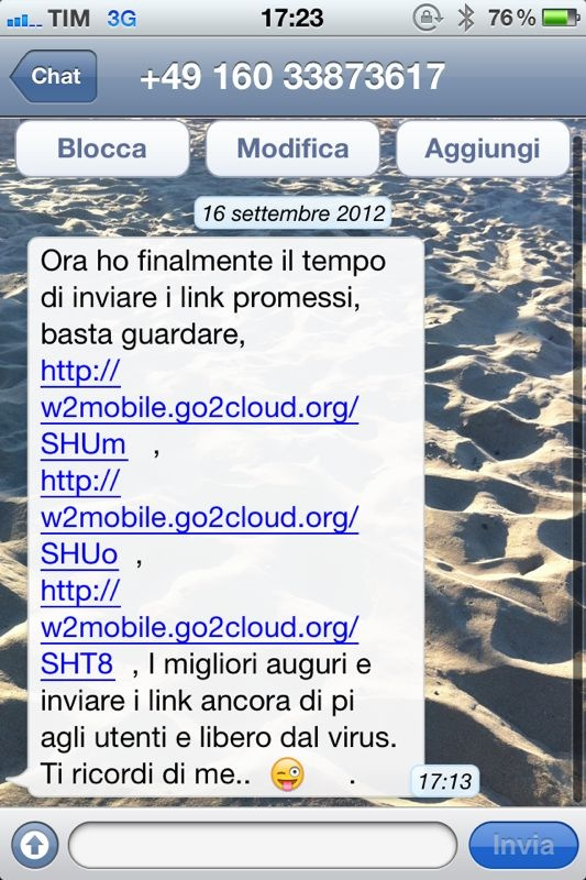 catene whatsapp 2 Arriva lo spam anche su Whatsapp
