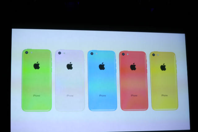New iPhone... Think Different 2