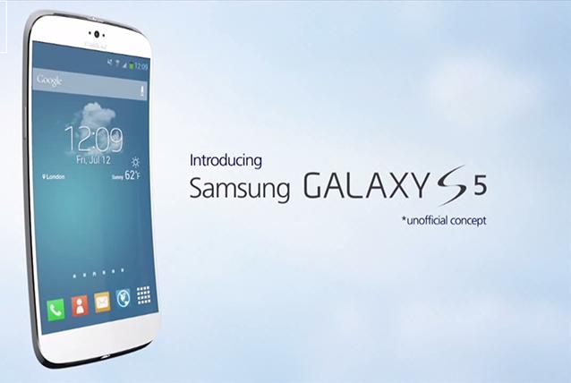 Il Samsung Galaxy S5 in un concept [VIDEO]