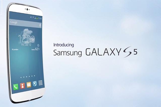Il Samsung Galaxy S5 arriverà ad aprile con un nuovo design e lo scanner dell'iride [VIDEO]