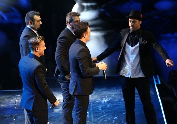 "Justin Timberlake: ""Gli 'N Sync erano meglio dei One Direction"""