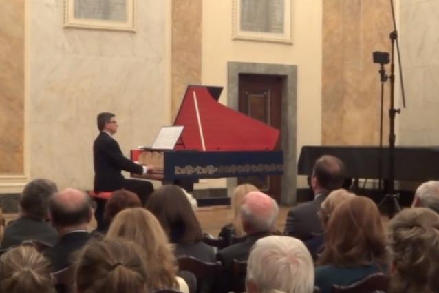 Dopo 500 anni prende vita la Viola Organista di Leonardo Da Vinci (VIDEO)