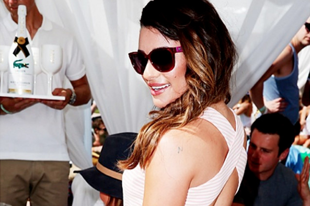 Lea Michele: costume super sexy per il nuovo video (FOTO)