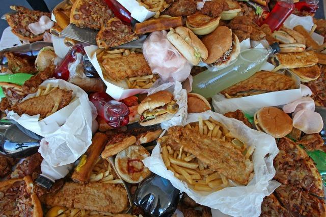 Depressione e fast food, c'è un legame?