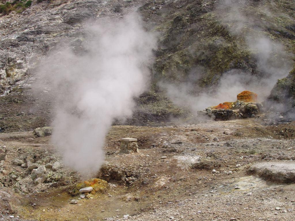 Campi Flegrei: non svegliate il super-vulcano che dorme